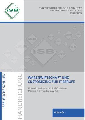 Deckblatt IT Customizing